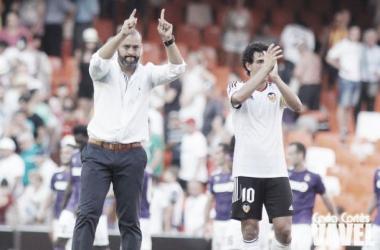 Nuno es el entrenador revelación para la UEFA