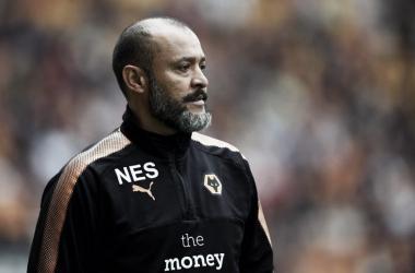 Nuno renueva con los Wolves hasta 2021
