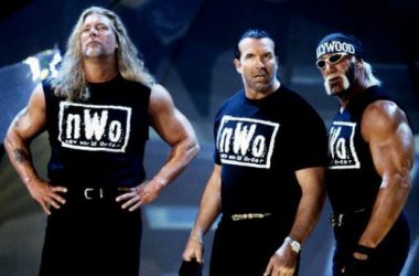 NWO Reunion Set For WWE Monday Night Raw