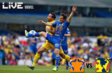 Resultado Tigres - América en Liga MX 2014