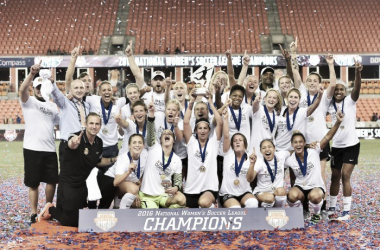 The now NC Courage are the current NWSL champions | Source: nwslsoccer.com