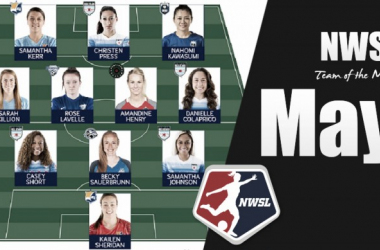 The best XI in formation | Source: nwslsoccer.com