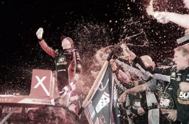 ¡¡Reddick bicampeón de Xfinity!!