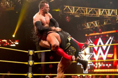 NXT Review 6/3/15