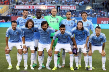 NYCFC finished a disappointing 8th place in the Eastern Conference