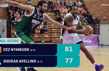 Basketball Champions League: Avellino gioca a sprazzi, Ray la punisce