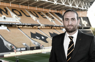 Kevin Thelwell, former Wolves, will work as head of sport at New York Red Bulls