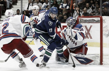 New York Rangers - Vancouver Canucks, así lo vivimos