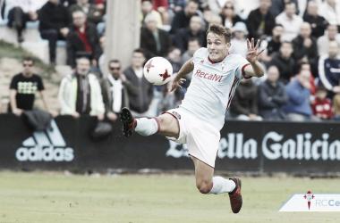 El filial acumula cuatro victorias seguidas y sueña con hacerse hueco entre los más grandes | Foto: RC Celta
