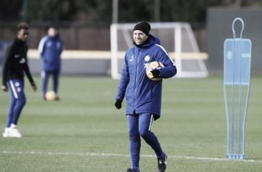 """Antonio Conte: """"Es difícil que Giroud parta del inicio"""""""