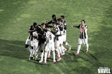 Lluvia de goles en Portimão