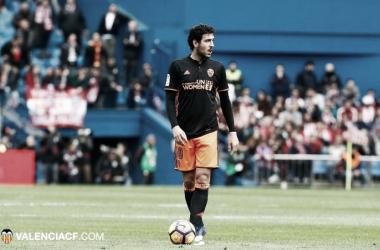 El Valencia vuelve a las andadas