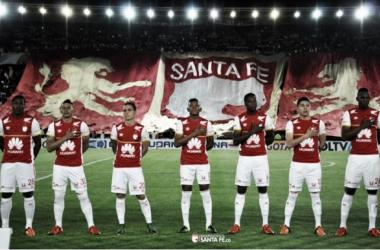 Santa Fe: a por la Copa Suramericana