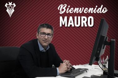 Mauro Pérez, nuevo director deportivo del Alba