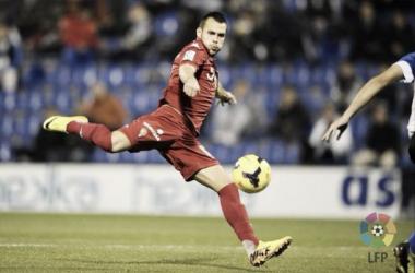 El adiós de Santi Jara al Sporting