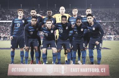 La selección de las barras y las estrellas recuperó la confianza | Fotografía: U.S. Soccer