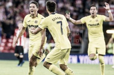 Pablo Fornals, el talentoso centrocampista del Villarreal | Fotografía: EFE.