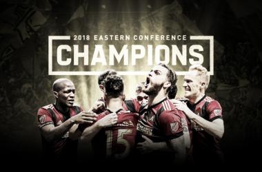 Atlanta United, campeón de la Conferencia Este | Fotografía: Atlanta United FC