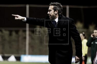 Jorge Vilda, el seleccionador de la Roja | Fotografía: EFE