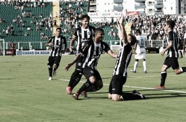 Figueira vence mais uma no estadual (Foto:Foto: Hermes Ferreira/FFC)