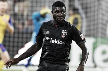 Kofi Opare jugará en Colorado Rapids