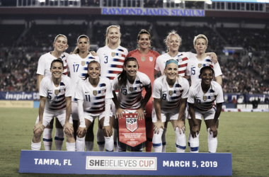 2019 SheBelieves Cup recap: USWNT edge Brazil to finish runner-up