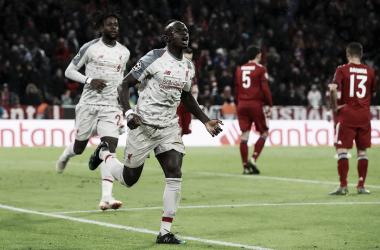 Liverpool garantiu a classificação após vitória por 3 a 1(Foto: Divulgação/Liverpool)