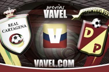 Real Cartagena - Deportivo Pereira: duelo de dos histórios con pronóstio reservado