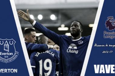 Resumen temporada 2016/17 Everton: Un proyecto joven sin recompensa