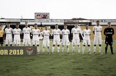 Resultado Novorizontino x Santos pela Copa São Paulo de Futebol Júnior (1-3)