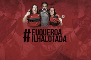 Sport apresenta campanha de gratuidade para jogos em casa no Campeonato Brasileiro 2018