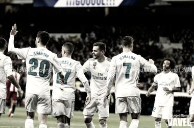 El Real Madrid en una competición | Fuente: Daniel Nieto