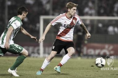 Iván Rossi confía en el equipo. Foto: Sitio Oficial River Plate