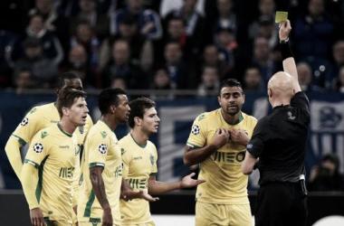 Arbitragem russa do Schalke-Sporting encontra-se «debaixo de fogo». (Foto: RR)