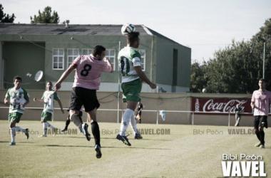 Fotos e imágenes de UD Somozas 1-0 Real Avilés de la jornada 1 de la Liga de 2ºB, Grupo I