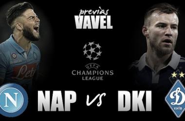 Resumen Nápoles 0-0 Dinamo de Kiev en Champions League 2016