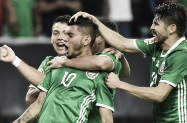 Mexico's busy summer now gets a little clearer with the new roster | Source: Nelson Almeda - APF