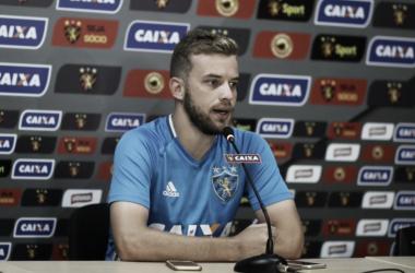 Na véspera da semifinal, Thomás fala da expectativa para decisão contra Central