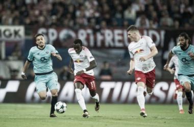 Previa FC Porto - Leipzig: primera final en do Dragão // Foto RassenBallSport.de