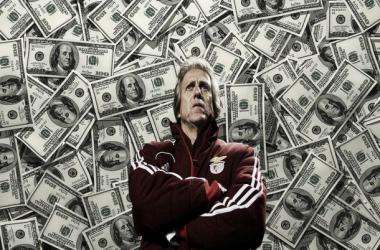 Benfica de Jesus «já bateu no topo» no plano desportivo…mas também no financeiro.