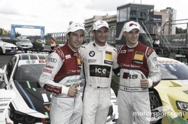Marco Wittmann larga na pole em Nürburgring