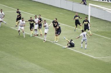 Godoy Cruz y Boca Juniors se enfrentaron en Reserva. | Foto: Antonella Arcangeletti.