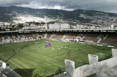 Estadio dos Barreiros, feudo del Marítimo | Foto: VAVEL