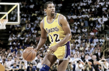 Earvin 'Magic' Johnson: cuando la magia llegó a la NBA