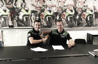 Héctor Barberá, nuevo piloto del Puccetti Racing | Foto: Kawasaki Puccetti Racing