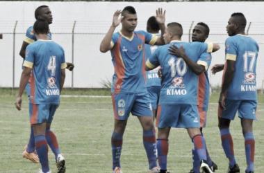 Universitario Popayán a por su diploma de Primera División