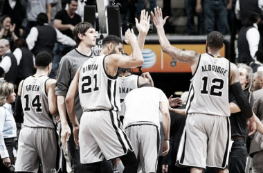 Los Spurs, imparables en casa / Foto: NBA