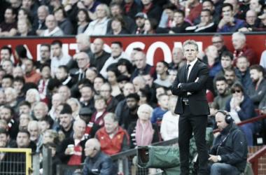 Técnico viu Leicester sofrer gol prematuro, com três minutos de jogo (Foto: Divulgação/Leicester City)
