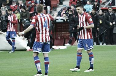 Sergio Álvarez, en el Sporting hasta 2019