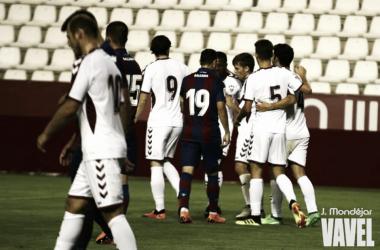 El Albacete ilusiona a pesar de la derrota ante el Levante
